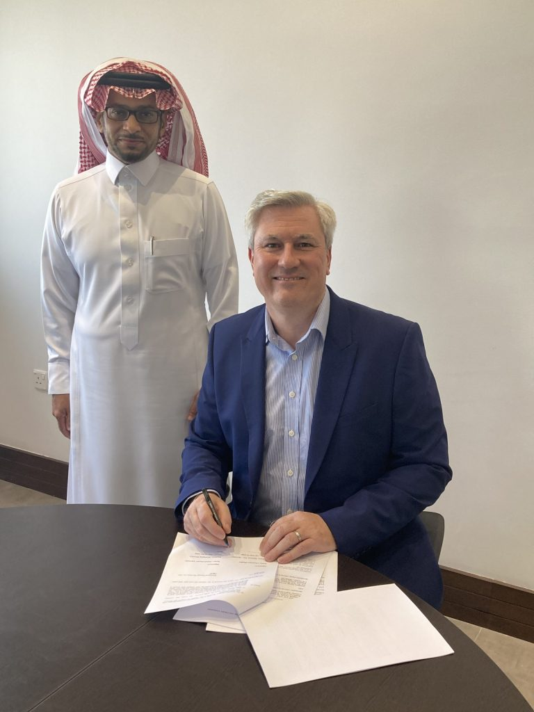 HPR ROV Increases International Footprint with KSA Partnership